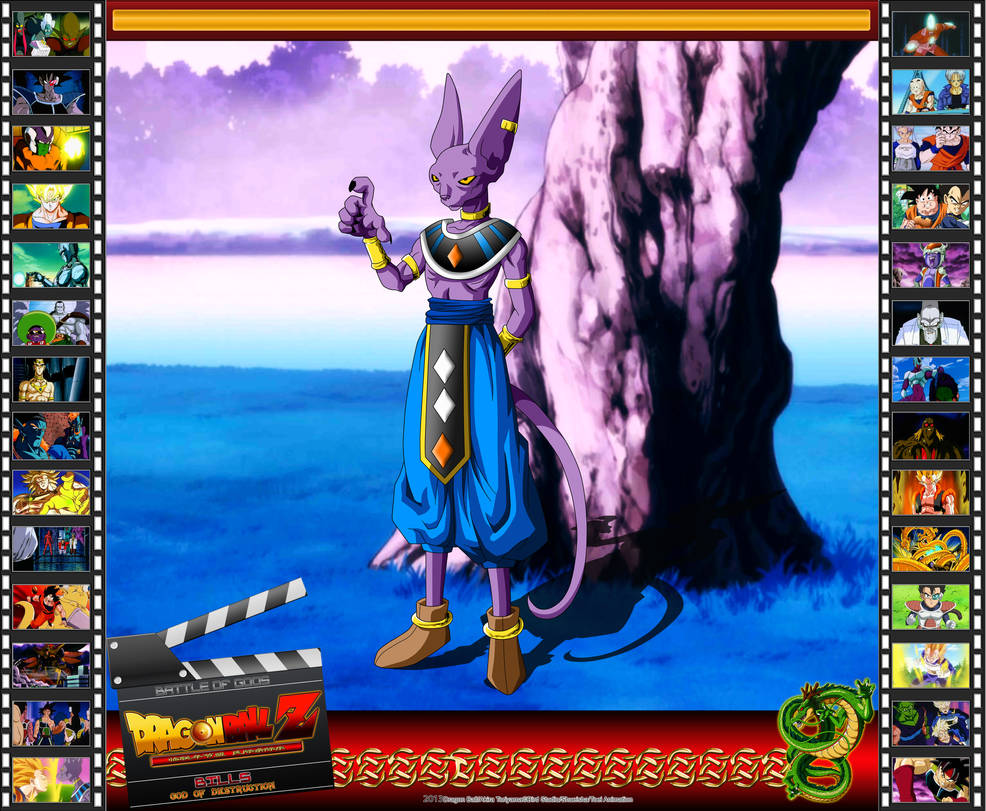 DBCU Bills New Card DBZ by cdzdbzGOKU
