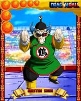 DB Master Shen by cdzdbzGOKU