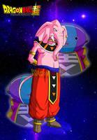 Rhumoosh God of the destruction of the universe10 by cdzdbzGOKU