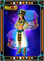 Jerez Godess Of The Destruction Universe 02 by cdzdbzGOKU