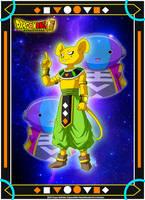 Quitela God of Destruction Universe 04 by cdzdbzGOKU