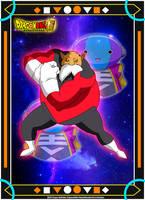 Toppo Warrior Of Universe 11 by cdzdbzGOKU