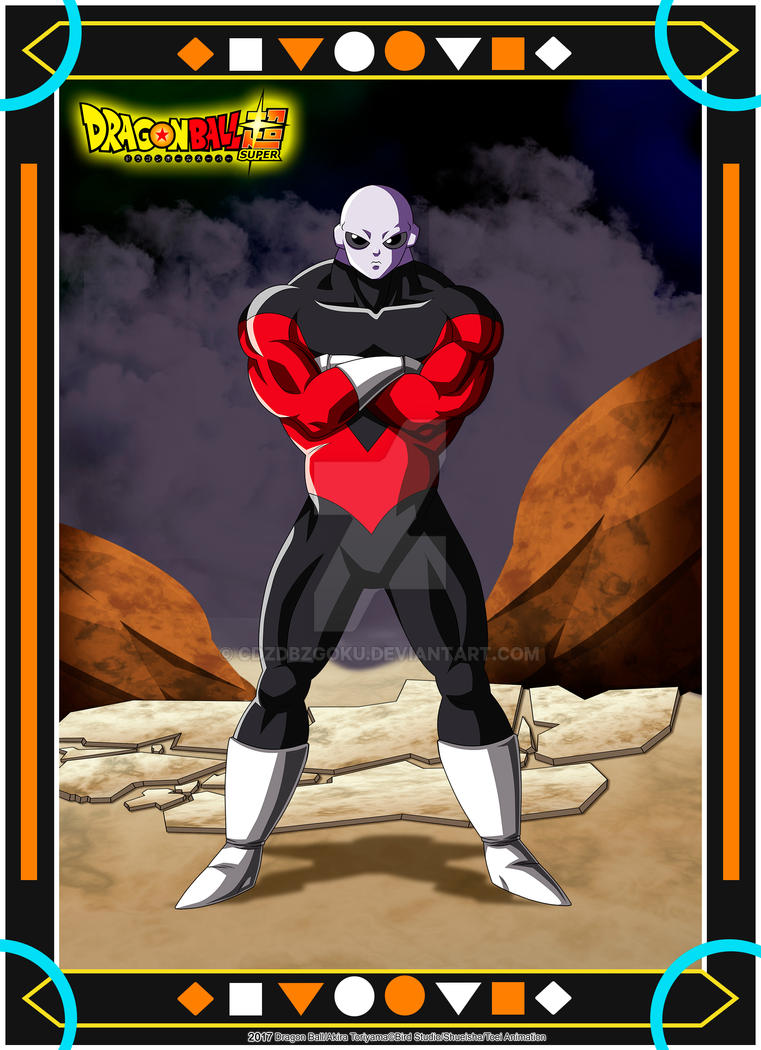 DBS Jiren Of Universe 11 by cdzdbzGOKU on DeviantArt
