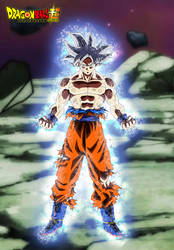 DBS Goku Ultra Instinct Perfect