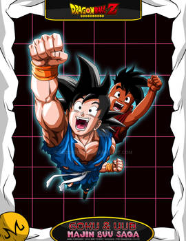 DBZ Goku And Uub