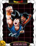 DBZ Goku And Uub