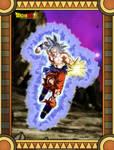 DBS Goku Ultra Instinct Perfect V2
