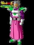 Paragus Film Dragon Ball Super Broly by cdzdbzGOKU