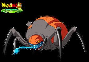 Spider Monster Film DBS Broly by cdzdbzGOKU