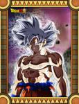 DBS BOX TP Goku Ultra Instinct Perfect
