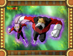 DBS Universe 11 Dyspo And Toppo