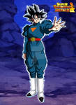 SDBH  Ultra Instinct Goku