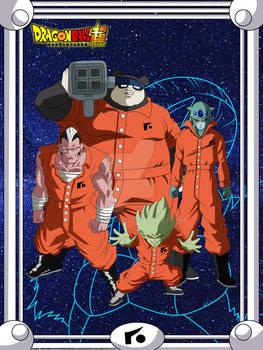 DBS Galactic Bandit Brigade