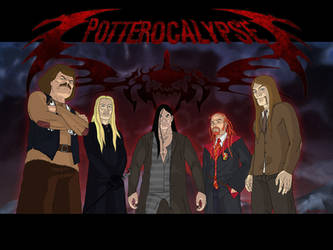 Potterocalypse by ResidentofBoxFive