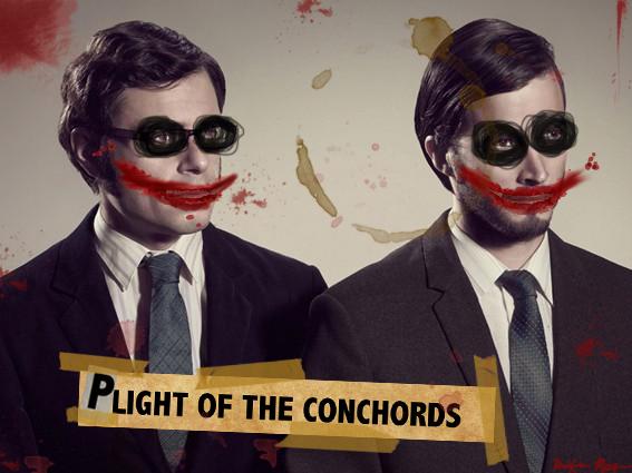 Dark Plight of the Conchords by ResidentofBoxFive