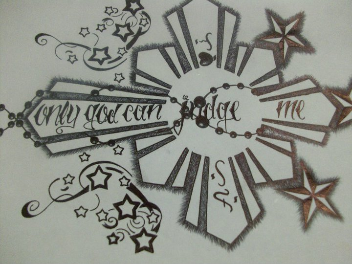 c712723dce52e ... 3 stars sun tattoo tribal on tattoo and luvngyew design by sun star  DeviantArt ...
