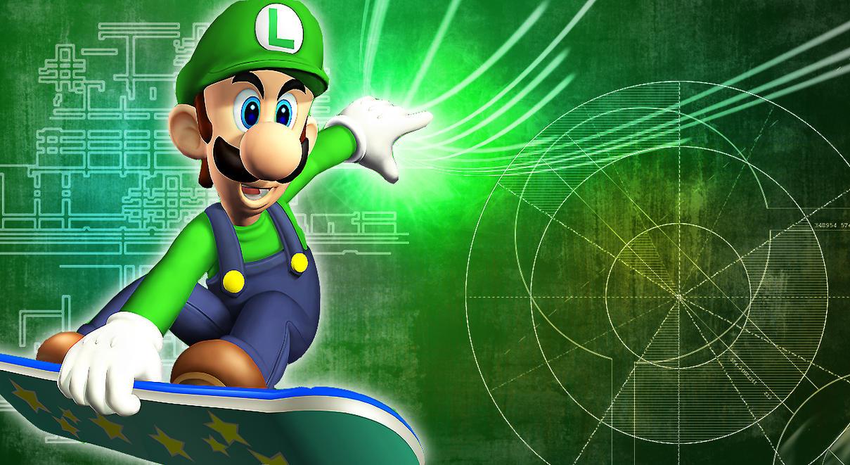 Luigi by linkintek06