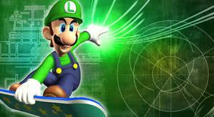 Luigi Wallpaper