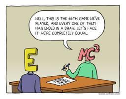 equals by The-Sardonics