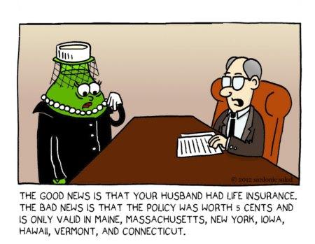 life insurance by The-Sardonics