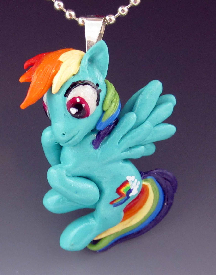 Rainbow dash My little pony by carmendee