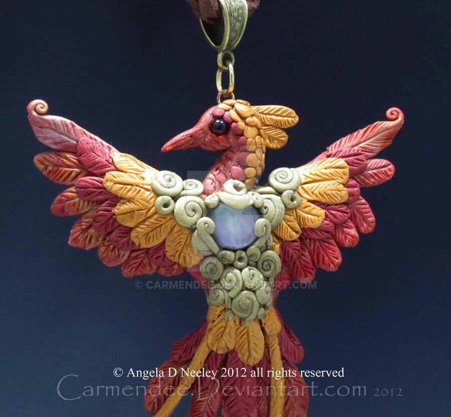Phoenix by carmendee