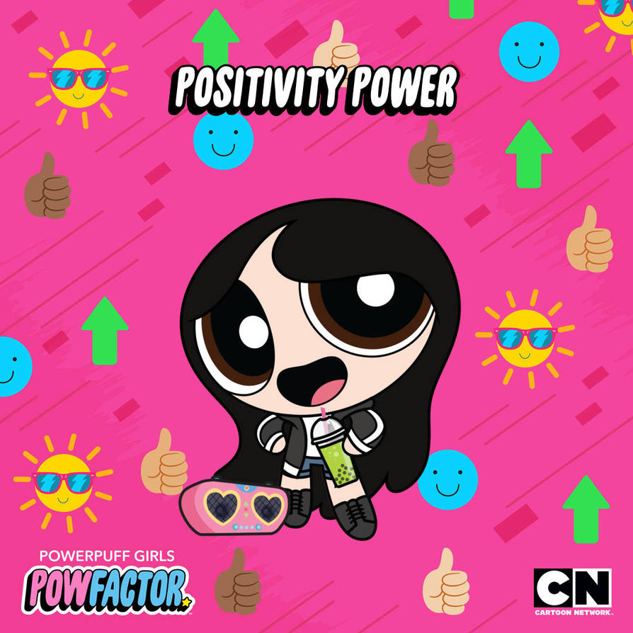 My Powerpuff girl version of me by DaWild