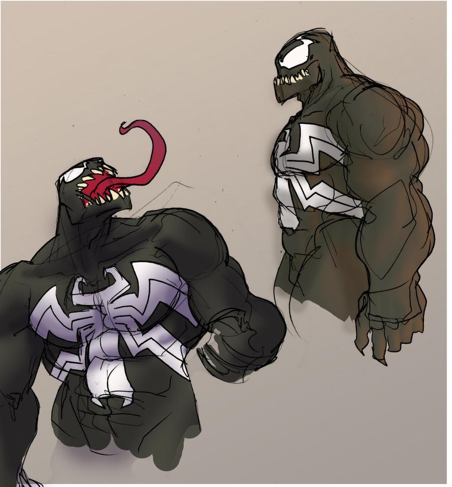 Venoms by Xmukkah