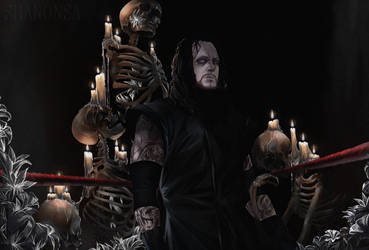 The Undertaker (WWE) by Shanonsa
