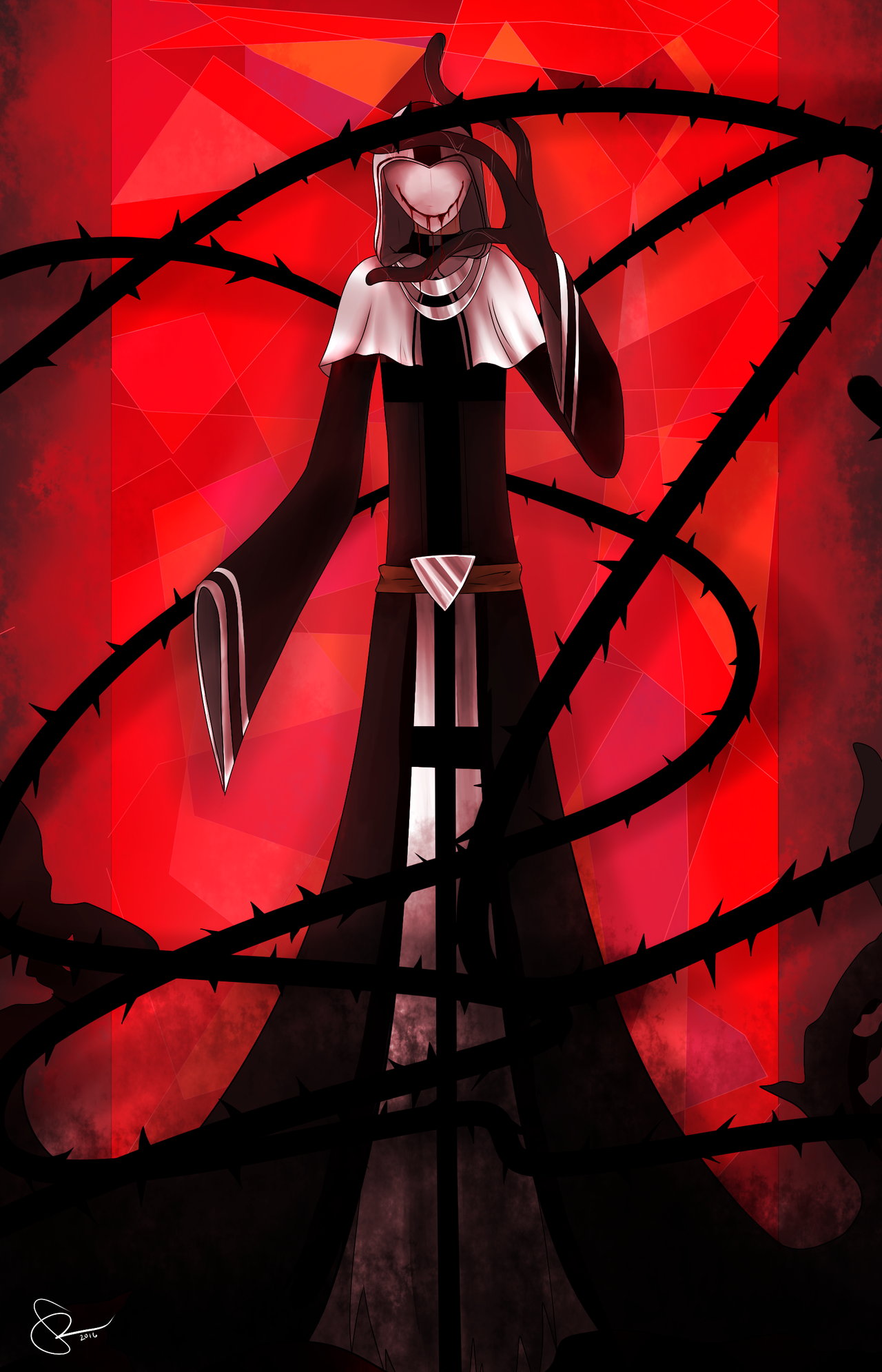 Lord of Insanity   Father Madness by KagazineHS on DeviantArt