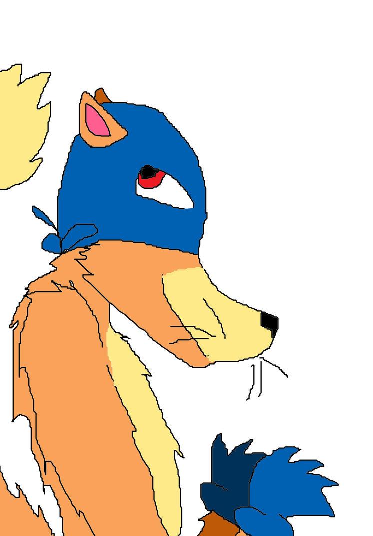 Swiper The Fox Fanart