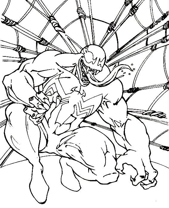 Venom by bonecrusher87 on deviantart - El duende blanco ...