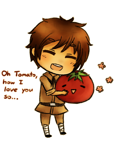 My true love... by Churros-and-Tomatoes