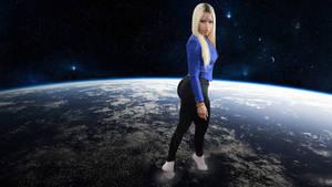 Giga Giantess Nicki Minaj