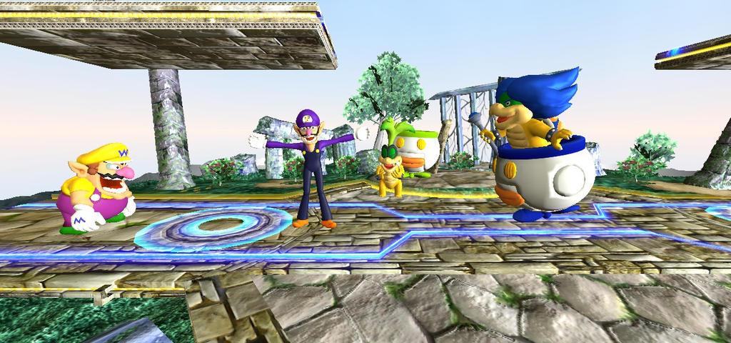 100+ Super Smash Bros Gmod – yasminroohi