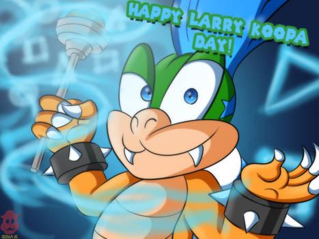 Happy Larry Day! 2020