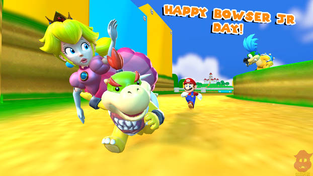 Happy Bowser Jr Day! 2020