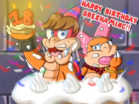 Happy 18th Birthday!!