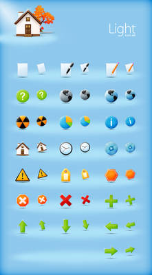 Light Icons