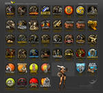 MMOG icon pack
