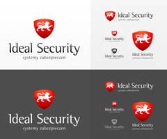 Ideal Security Logo