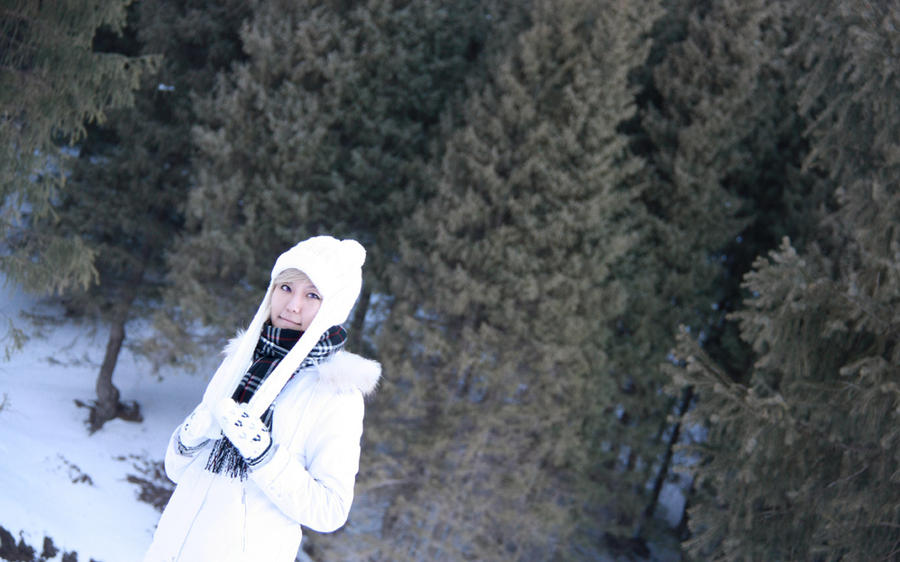 APH:Finland-Winter[winter clothes ver] by Hikari-OvO