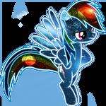 Cosmic Rainbow Dash