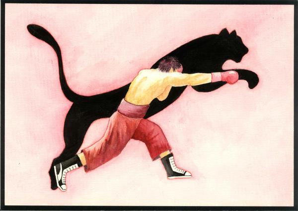 puma boxing