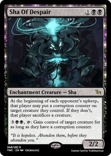Sha of Despair by Yoshimario40 on DeviantArt