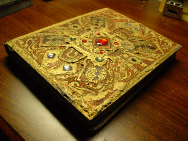 Kingdom Hearts: Reflections (Discussion) Ancient_book_prop_by_ebrummer-d3b3q8v