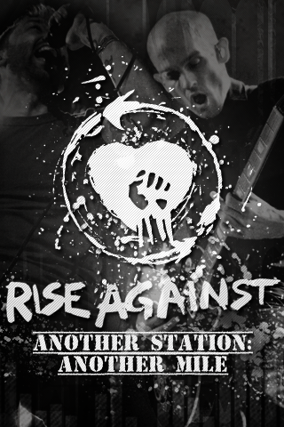 Rise Against IPhone Wallpaper By Lampy 1991