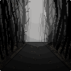 (f2u) spooky forest by Whitewing1122