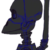 Marionette inner workings by HALsurfer