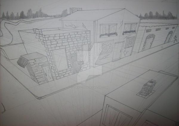 3pt Exterior view by Yukiko-chan